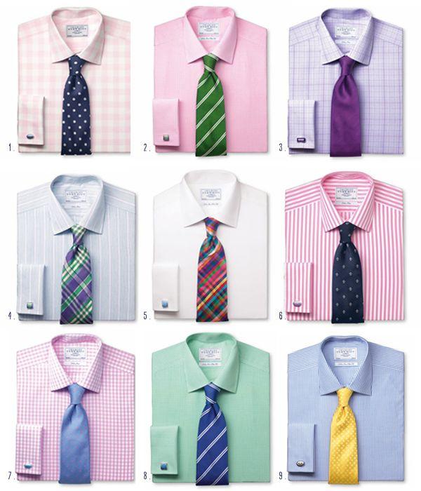 Как правильно подобрать галстук?